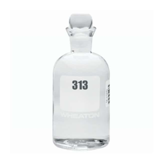 DWK Life Sciences Wheaton™ Type I Borosilicate BOD Bottles Number sequence: 313 to 336 DWK Life Sciences Wheaton™ Type I Borosilicate BOD Bottles