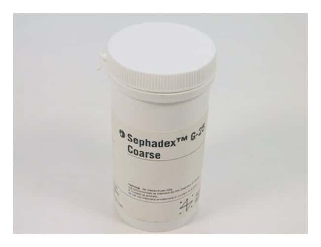 Cytiva (Formerly GE Healthcare Life Sciences)Sephadex™ G-25 Medien Fine; Particle size: 17 to 132μm; 100g Cytiva (Formerly GE Healthcare Life Sciences)Sephadex™ G-25 Medien
