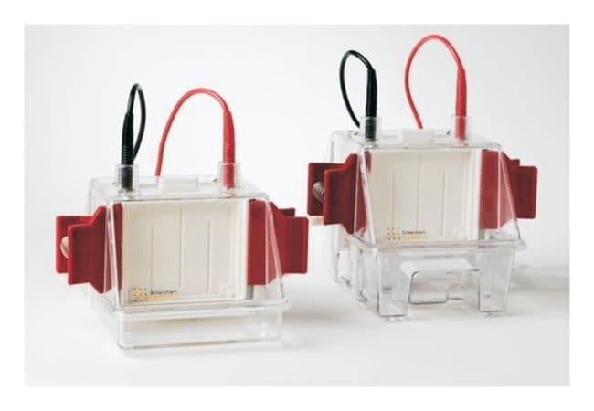 GE Healthcare SE 260 Mini-Format Vertical Electrophoresis Unit  Gel Capacity: