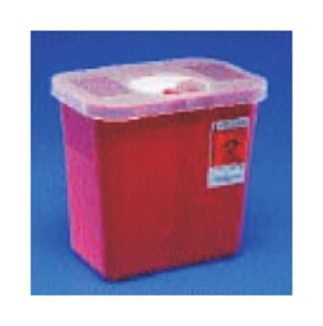 CovidienPhlebotomy Sharps Containers