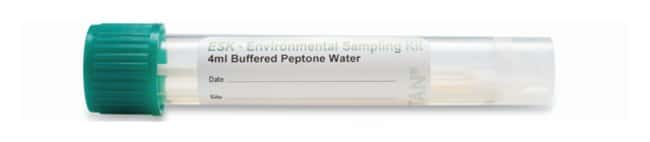 PuritanESK Sampling Kits with Pre-filled Buffered Peptone Water:Vials:Environmental
