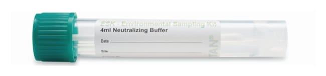 PuritanESK Sampling Kits with Pre-filled Neutralizing Buffer 4mL; 50/Pk.:Vials