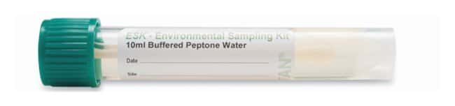 PuritanESK Sampling Kits with Pre-filled Buffered Peptone Water 10mL; 50/Pk.:Vials