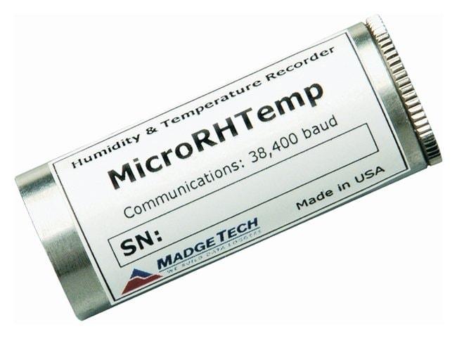 MadgeTech MicroRHTemp Datalogger Temperature and RH Datalogger w/ NIST