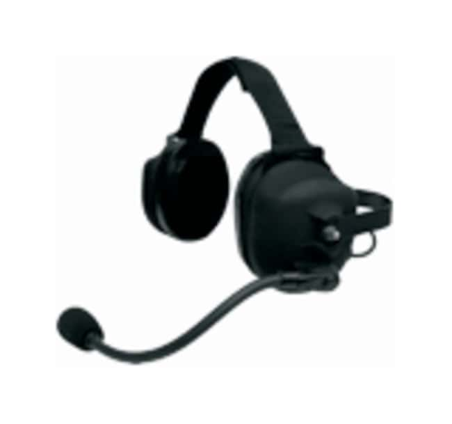 Con-Space Bulldog Radio Accessories Headset; Double-sided:Gloves, Glasses