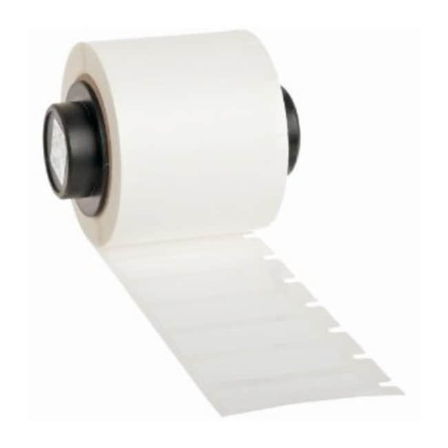 Brady™Freezerbondz Polyester Labels Glossy Polyester Cold Surfaces Brady™Freezerbondz Polyester Labels