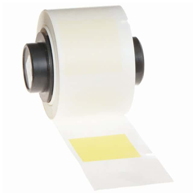 Brady™ TLS 2200™ and TLS-PC Link™ Portable Thermal Transfer Printer Labels for 0.5 to 8mL Vials/Tubes