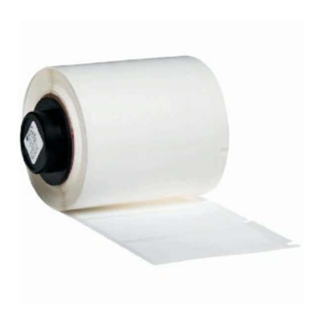 Brady™ Freezerbondz Polyester Labels Glossy Polyester Cold Surfaces Brady™ Freezerbondz Polyester Labels