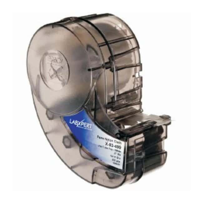 Brady™LABXPERT™ Printer Freezerbondz Labels X-82-499-OR-BK; Nylon cloth; 0.5 in. W x 0.5 in. H (12.70 x 12.700mm); Orange; 300/cartridge Brady™LABXPERT™ Printer Freezerbondz Labels
