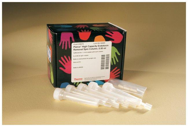 Thermo Scientific Pierce High Capacity Endotoxin Removal Spin Columns,