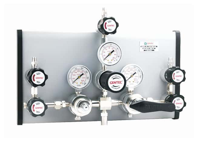 GENTEC PD3400 Series Semi-Automatic Switchover System Delivery Pressure: