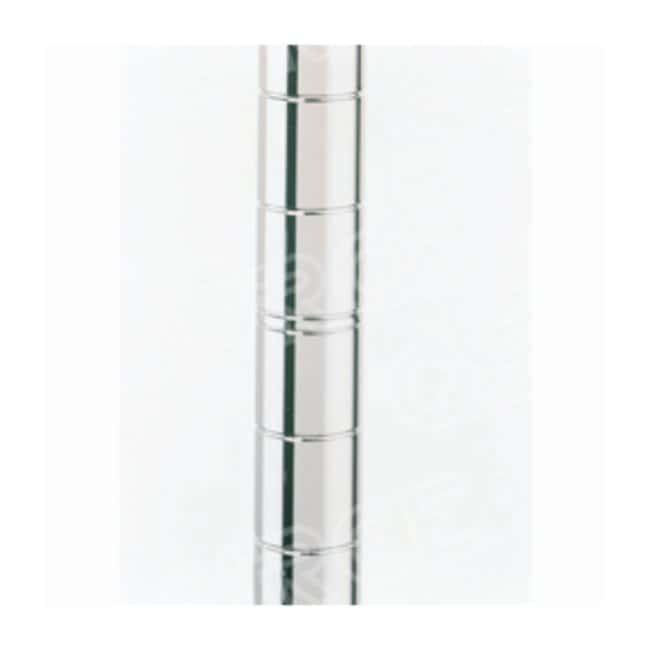 Metro™Super Erecta™ SiteSelect™ Posts Mobile; Stainless-steel; Height: 54.56 in. (139cm) Metro™Super Erecta™ SiteSelect™ Posts