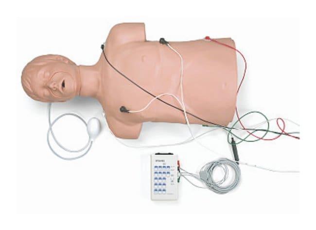 SimulaidsDefibrillation/CPR Trainer Defibrillation/ CPR Training manikkin