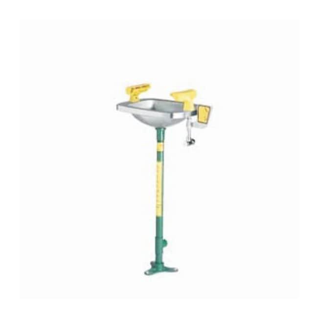 Speakman Eyesaver Free-Standing Eye/Face Washes Pedestal mounted; Paddle