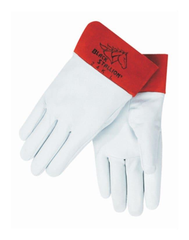 Black Stallion™Classic TIG Premium Grain Kidskin TIG Welding Gloves