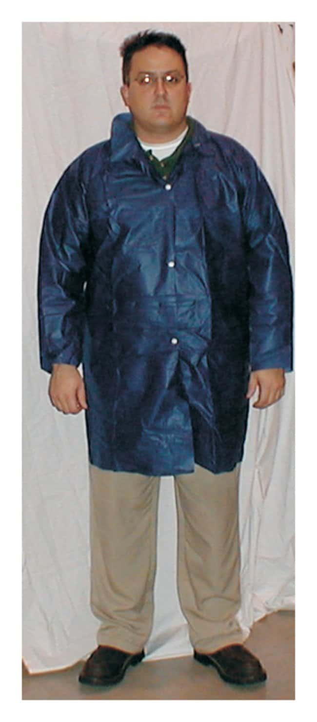 Lakeland Industries Polypropylene Lab Coats9 XX-Large:Gloves, Glasses and