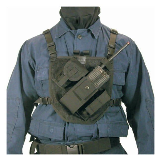 BlackHawkPatrol Radio Chest Harness Chest Harness For Patrol Radio:Personal