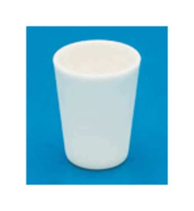CoorsTekAlumina Conical Crucible 50mL:Specialty Lab Equipment