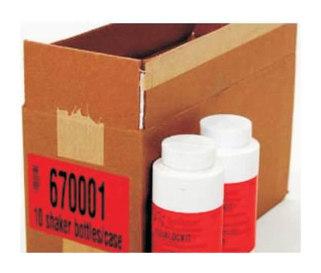 NPS Corp. Spilfyter Aqualockit Solidifiers Shaker bottle; 10kg:Testing