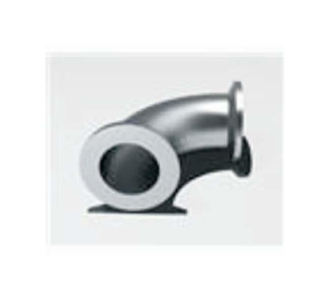 EdwardsHigh Vacuum Aluminum Elbows Alluminium elbow; Size: NW40; Elbow