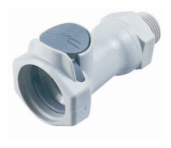 CPC™Schnellkupplungsanschlüsse für hohes Volumen, HFC-Serie 3/8 MNPT pipe-thread CPC™Schnellkupplungsanschlüsse für hohes Volumen, HFC-Serie