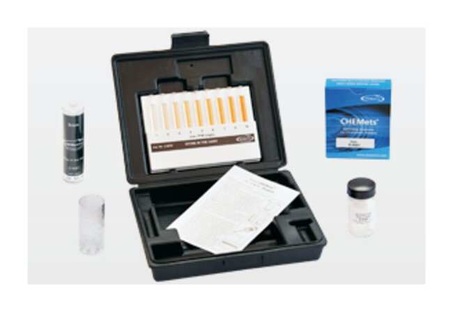 CHEMetrics Vacu-vials Test Kits:Testing and Filtration:Water Testing and