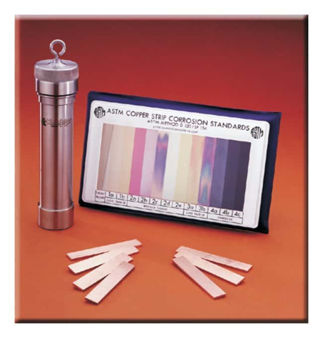 Koehler™ InstrumentCopper-Strip Test Bomb
