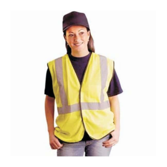 OccuNomix OccuLux Economy Mesh Hi-Viz Vests:Gloves, Glasses and Safety:Lab