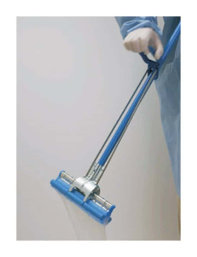 Connecticut Clean Room PolyTack Roll Mop and Accessories Mop refill; 35.5cm
