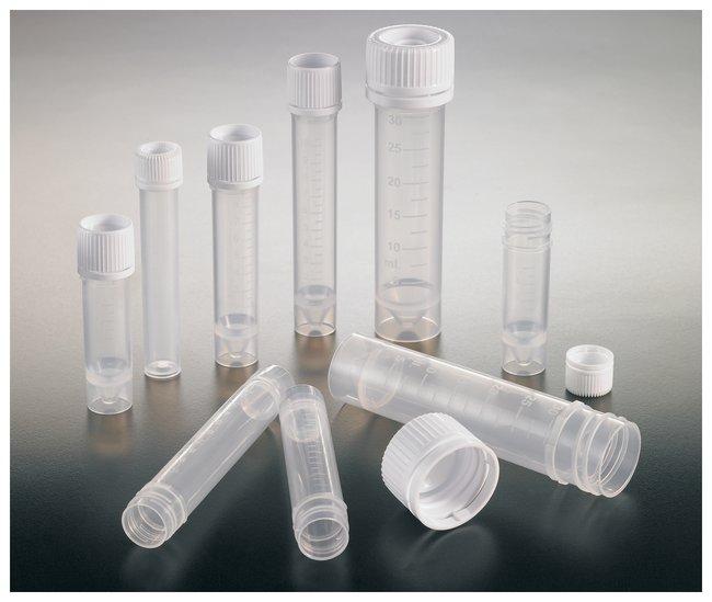 Simport Scientific Tamper Evident Self-Standing Transport Tubes:Test Tubes,