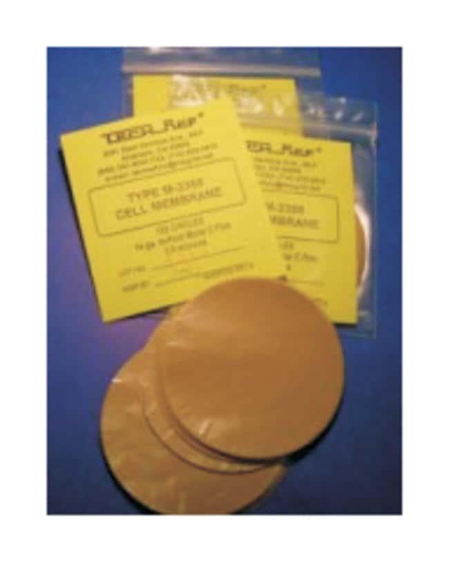 TECHREF Type M-2358 Membrane/Mylar Film Type M-2358 Membrane/Mylar Film:Filtration