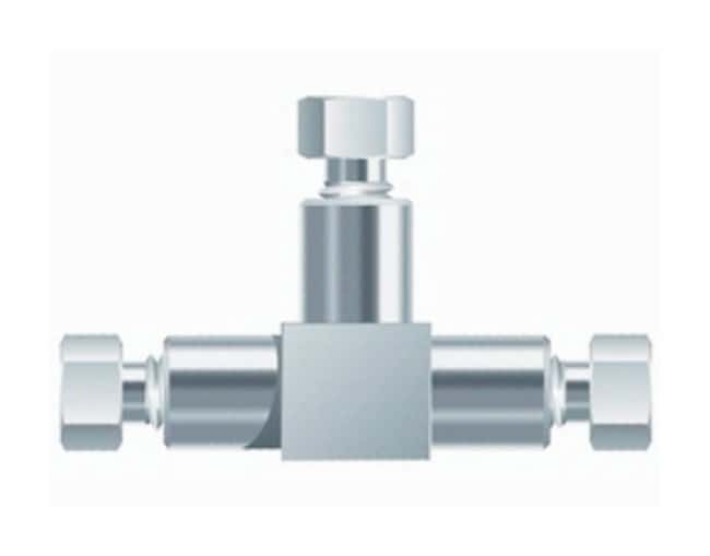 Idex High-Pressure Tees Mixing tee; SS frit; 0.020 in. Thru Hole:Chromatography