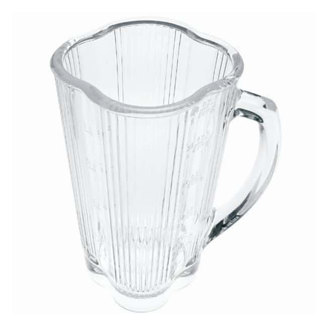 Conair Waring Blender, Glass Container Glass container for 1L blender:Sonicators,