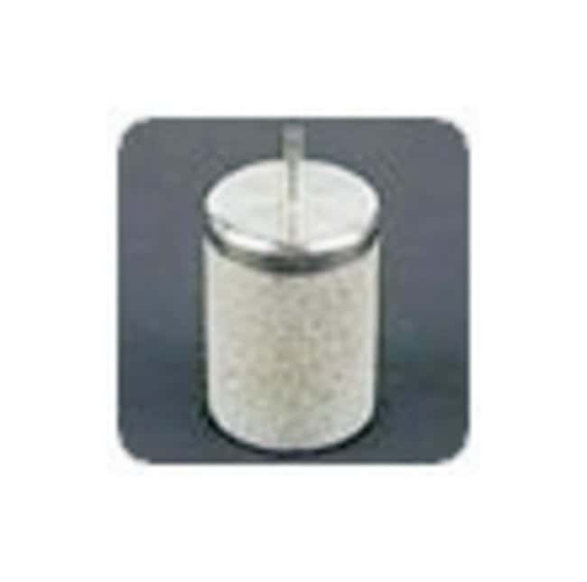 Idex Inlet Solvent Filters Stainless steel; 10µm porosity; For 1/16in.