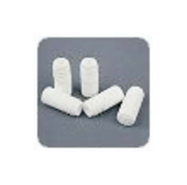 Idex Inlet Solvent Filters: Filter Cups Replacement filter cups; UHMWPE;