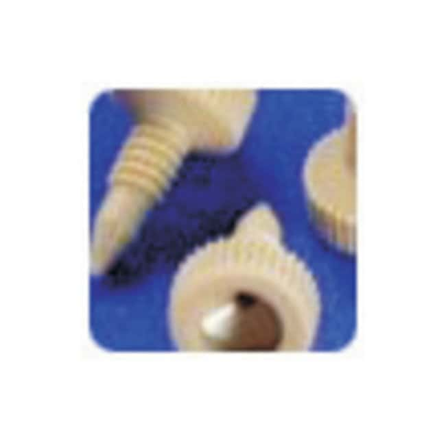 Idex MicroTight One-piece Fittings Pressure: 4000psi; Length: 0.53 in.