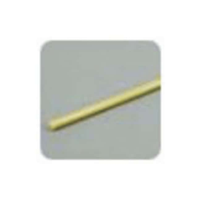Idex Tubing Sleeves Color: yellow; Material: PEEK; I.D.: 0.006 - 0.010