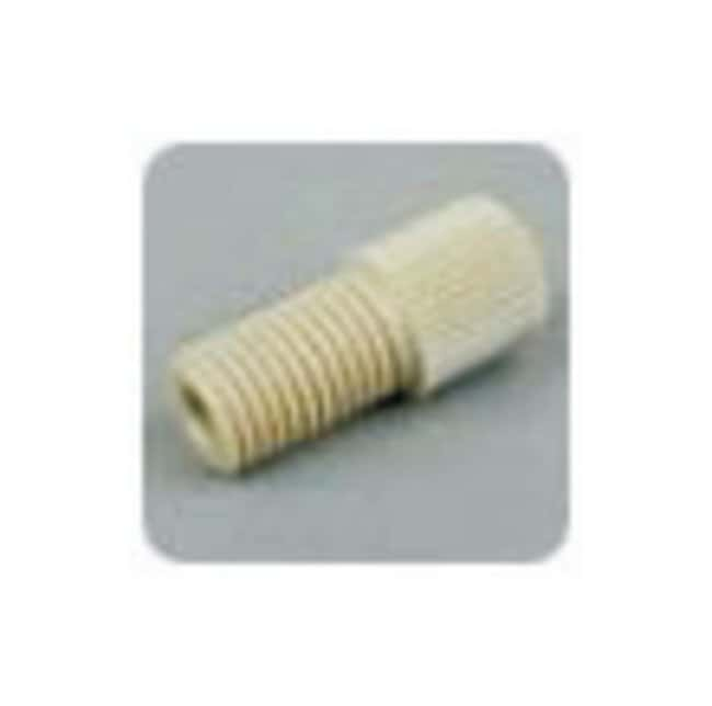 Idex Flangeless Nuts: Compatible with 1/4-28, PEEK For O.D. tubing: 3/16