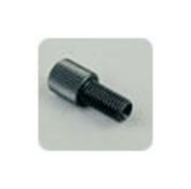 IdexFlangeless Nuts: Compatible with 1/4-28, Delrin For O.D. tubing 1/8