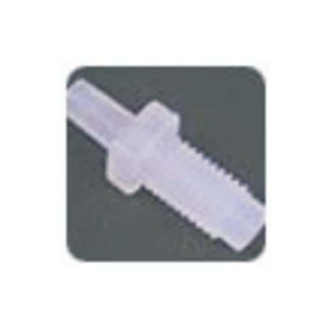 Idex Threaded Luer Polypropylene Adapter Polypropylene; Female luer adapter;