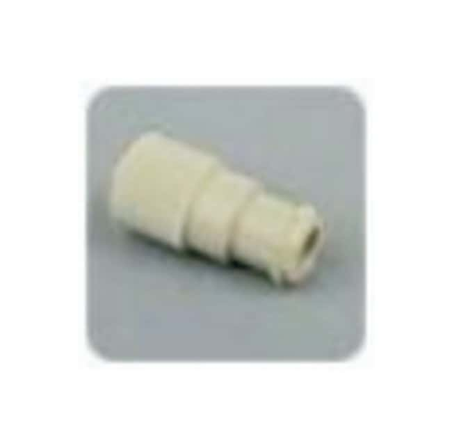 Idex Quick Connect Adapter PEEK; Tan; Female Luer to Female 10-32:Chromatography