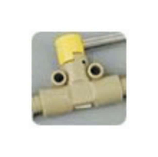 Idex Shut-off Valves Tubing OD: 1.58mm; Natural; Pressure: 500psi; Internal