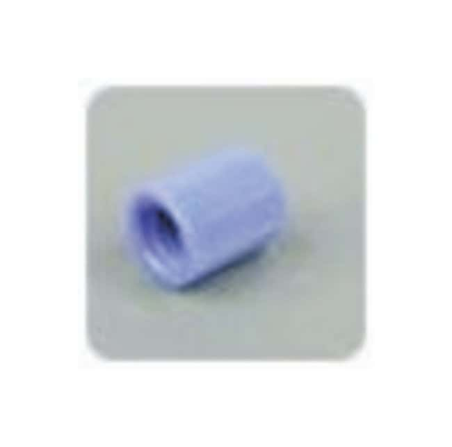 Idex Threaded Plugs and Caps Cap; ETFE; Color: Blue:Chromatography