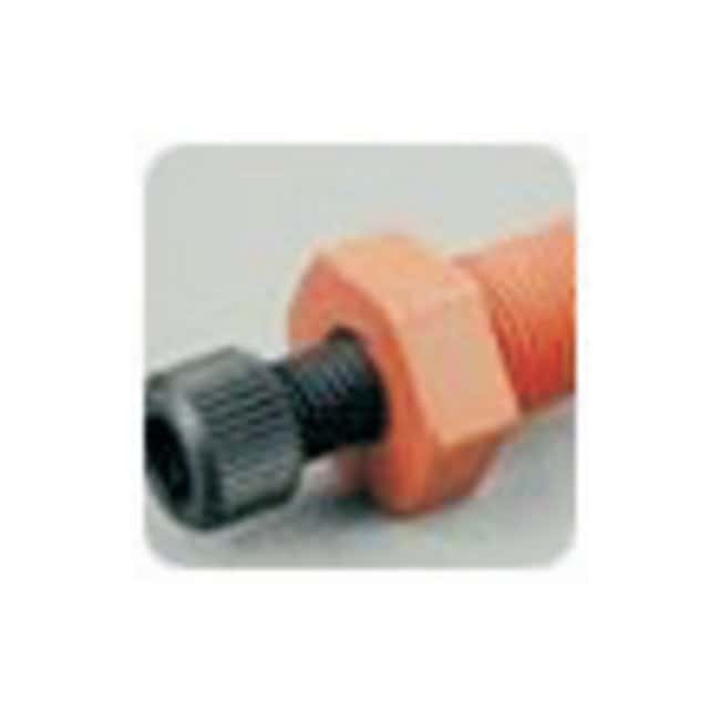 Idex National Pipe Thread (NPT) Adapters 1/8 in. Male NPT to 1/4-28 Female;