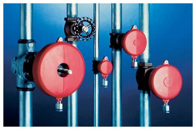 Brady™Gate Valve Lockout Devices Handle dia.: 16.5 to 25.4cm Brady™Gate Valve Lockout Devices