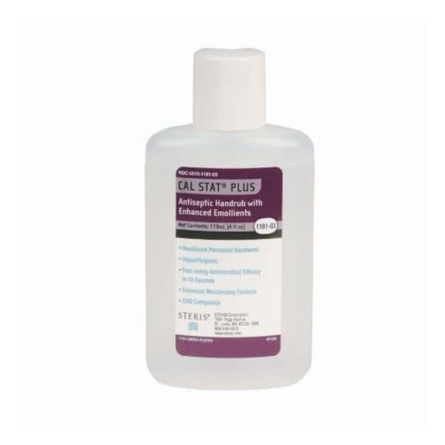 Steris Cal Stat Plus Antiseptic Handrub 4 oz. (118mL):Gloves, Glasses and