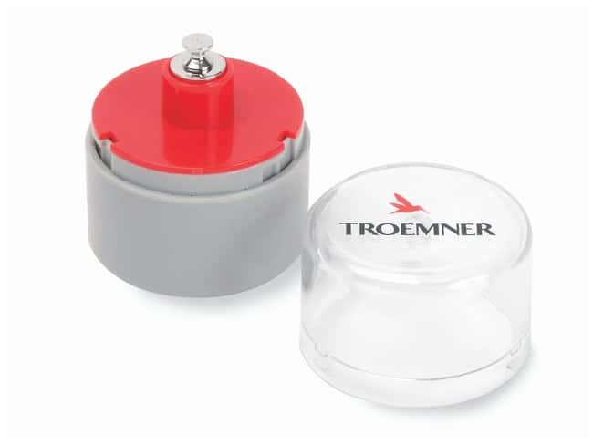 Troemner™Individual Analytical Precision Weights, Class 2 with NVLAP Certificate