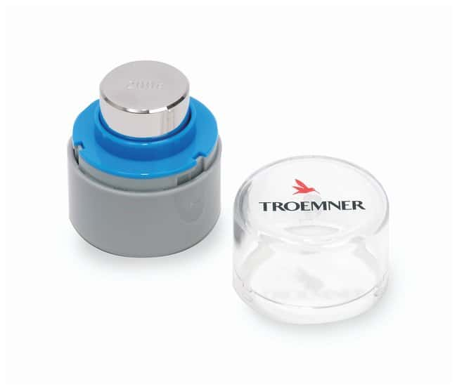 Troemner Stainless Steel Electronic Balance Calibration Weights, Class