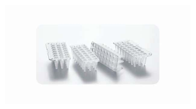 Eppendorf™ 96-Well twin.tec™ PCR Plates Clear; Unskirted low profile; 150μL Eppendorf™ 96-Well twin.tec™ PCR Plates