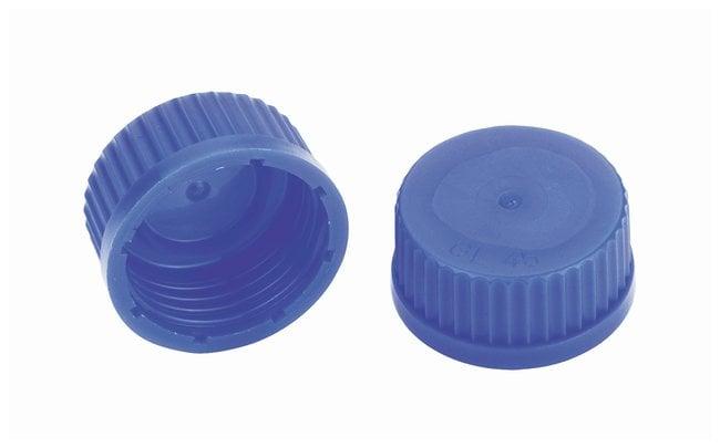 Kimble  Blue Polypropylene Cap